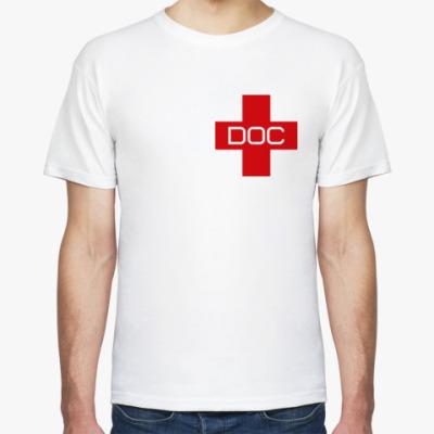 Футболка Доктор