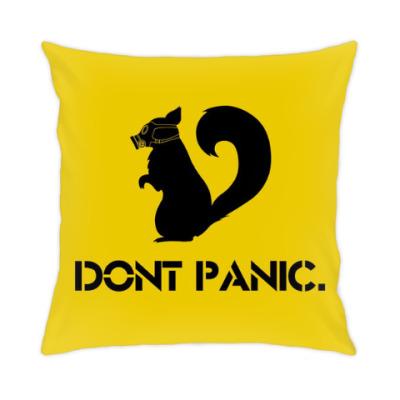 Подушка Без паники