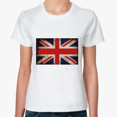 Классическая футболка UK