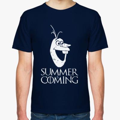 Футболка Summer is coming
