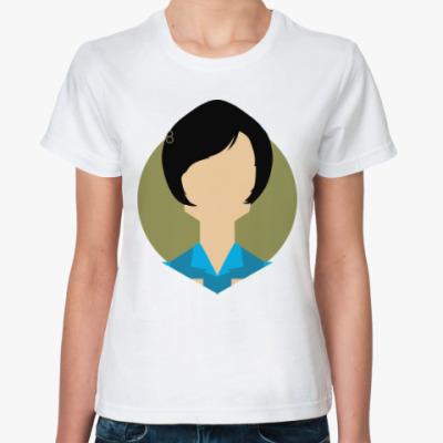 Классическая футболка Сун (Восьмое чувство)
