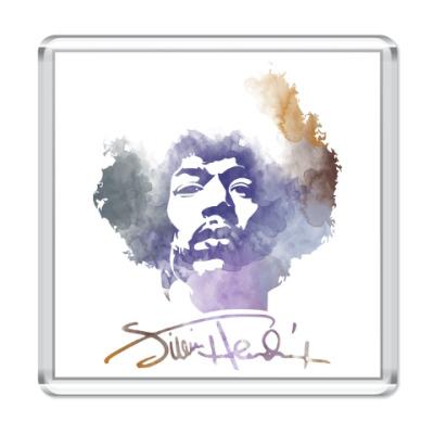Магнит  Jimi Hendrix - Джими Хендрикс