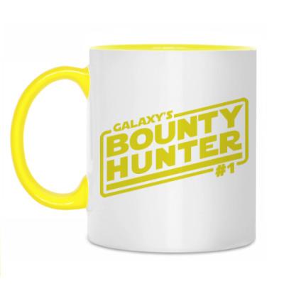Кружка Bounty Hunter