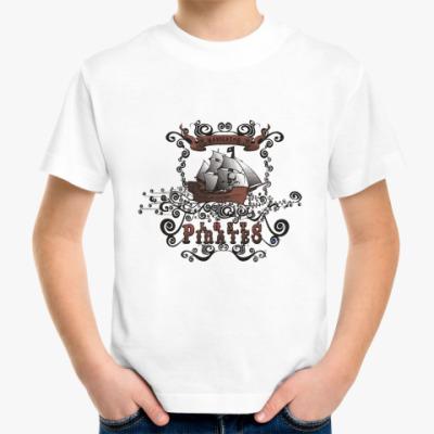 Детская футболка Lost Pirates