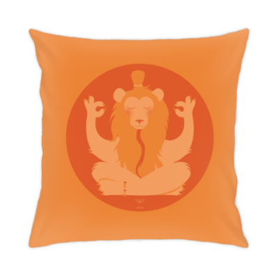 Animal Zen: L is for Lion