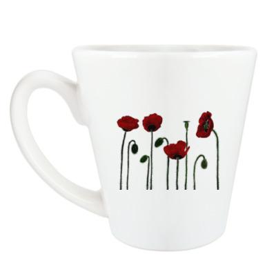 Чашка Латте Маки