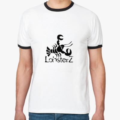 Футболка Ringer-T LobsterZ