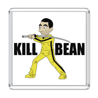 Магнит Kill Bean