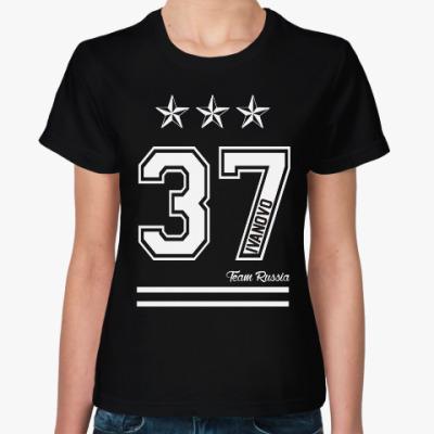 Женская футболка Иваново