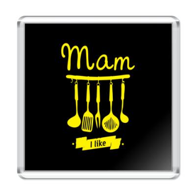 Магнит Mam I like