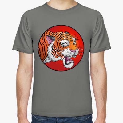 Футболка ORIENTAL TIGER