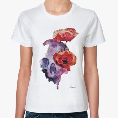 Классическая футболка Сон Элли