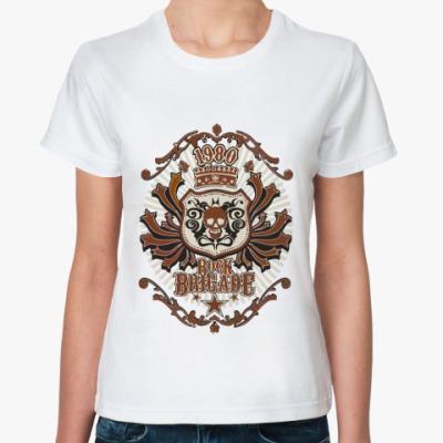 Классическая футболка Rock Brigade