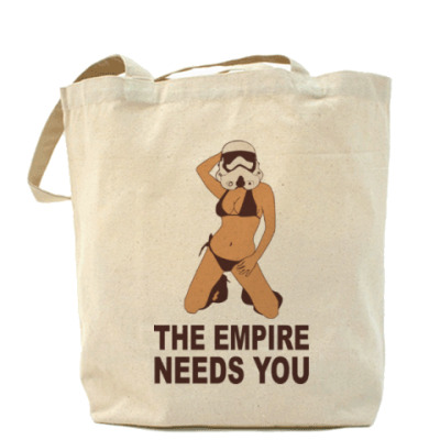 Сумка Empire Needs You