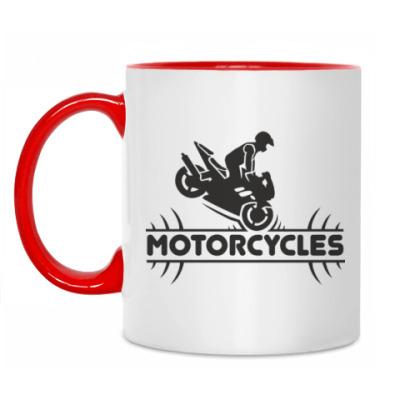 Кружка Мотоциклы