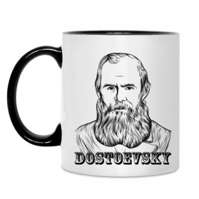 Кружка Достоевский