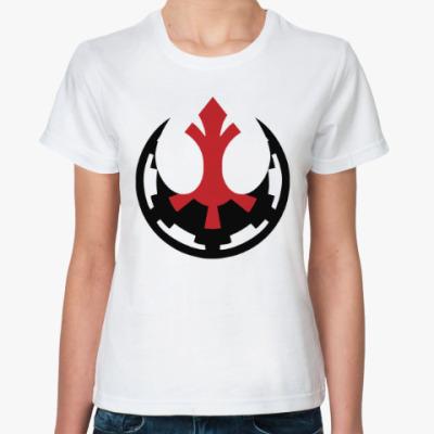 Классическая футболка Imperial Alliance (Star Wars)