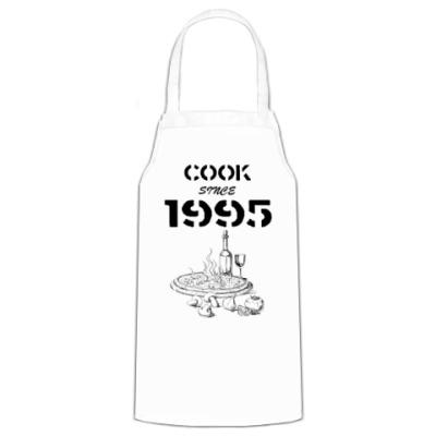 Фартук Сook Since 1995