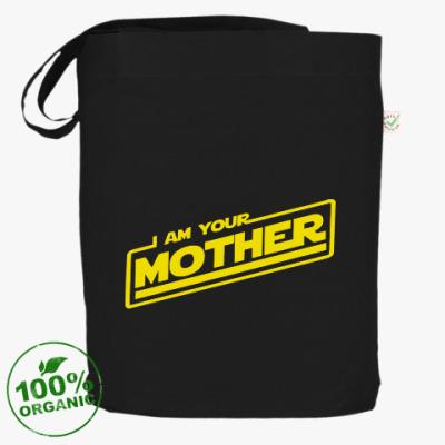 Сумка Я твоя мать