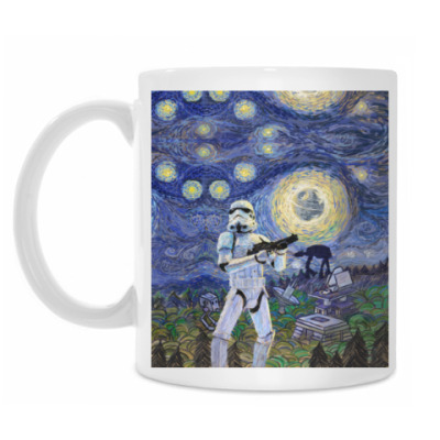 Кружка Star Wars Starry Night