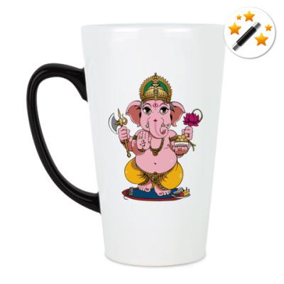 Кружка-хамелеон Ganesha