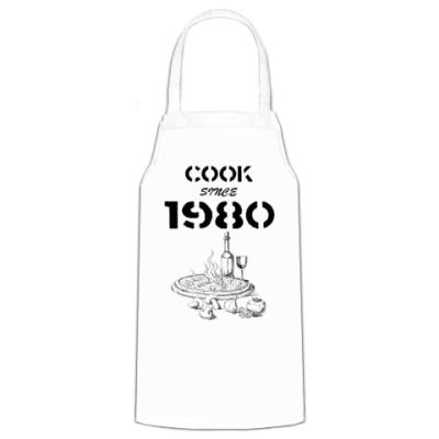 Фартук Сook Since 1980