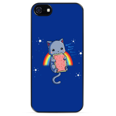 Чехол для iPhone Nyan Cat
