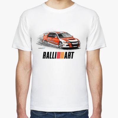 Футболка Ralli Art