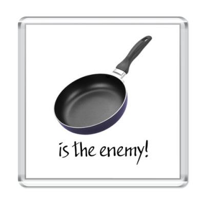 Магнит Enemy for Mens