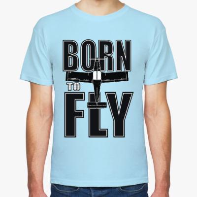 Футболка BORN TO FLY Zlin-142