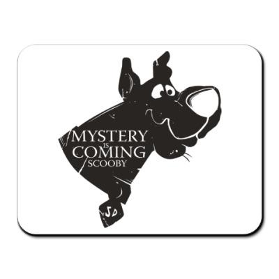 Коврик для мыши Mystery is coming