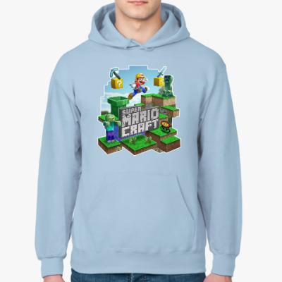 Толстовка худи Super Mario Craft