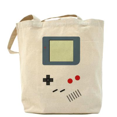 Сумка Холщовая сумка GameBoy