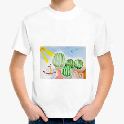 Детская футболка 'Арбузы'