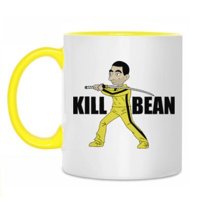 Кружка Kill Bean