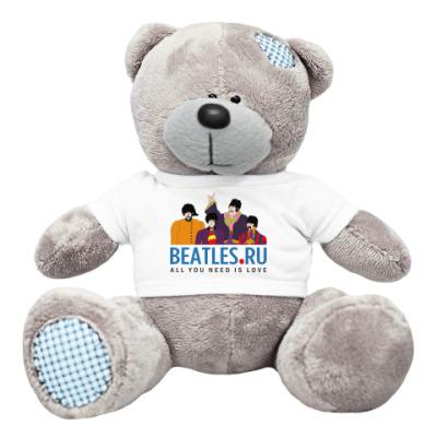 Плюшевый мишка Тедди Мишка Beatles.ru