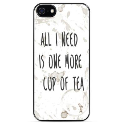 Чехол для iPhone Чашка чая