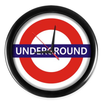 Настенные часы Underground