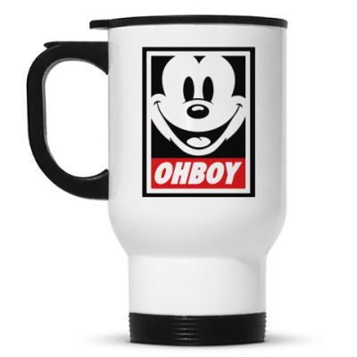 Кружка-термос OHBOY