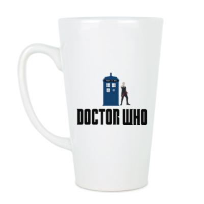Чашка Латте Doctor Who 12