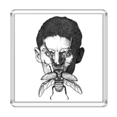 Магнит Франц Кафка