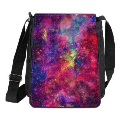 Сумка-планшет Space Galaxy Stars