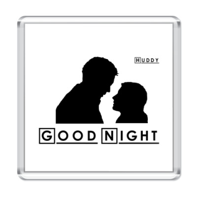 Магнит Huddy Good Night