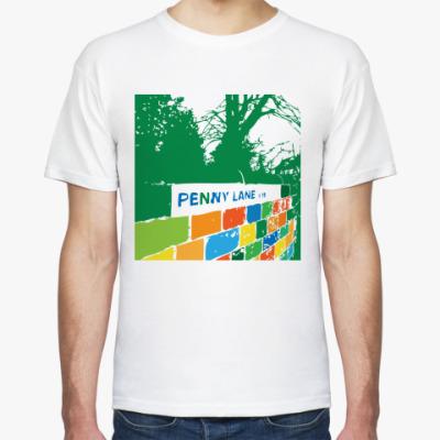 Футболка  Penny Lane