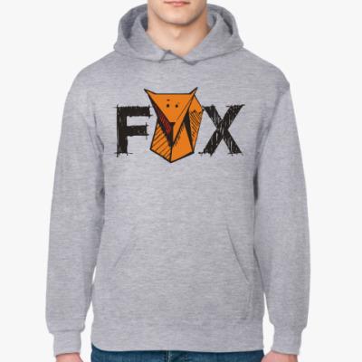 Толстовка худи Fox