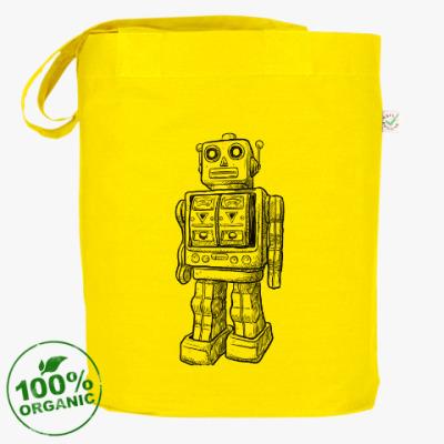 Сумка Sketchy robot
