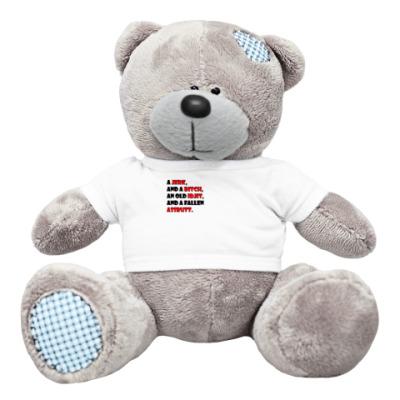 Плюшевый мишка Тедди Команда сверхъестественного