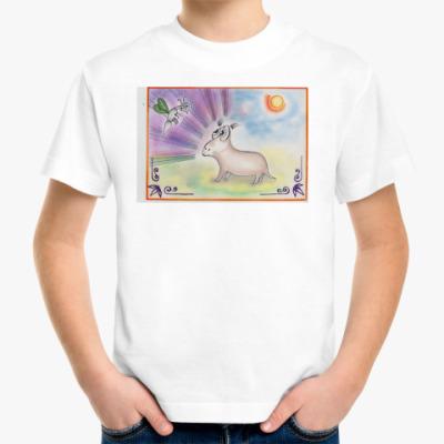 Детская футболка 'Глазастик'