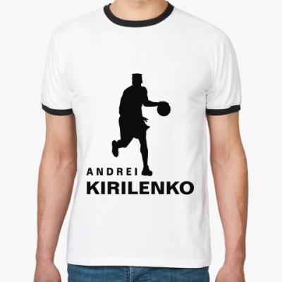 Футболка Ringer-T Андрей Кириленко