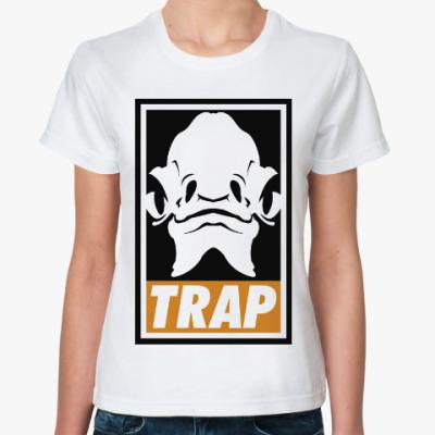 Классическая футболка Адмирал Акбар (Звездные Войны)